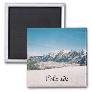 山の写真の磁石 マグネット