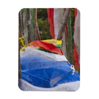 山の旗竿を祈ること、Yotonglaのパス3 マグネット