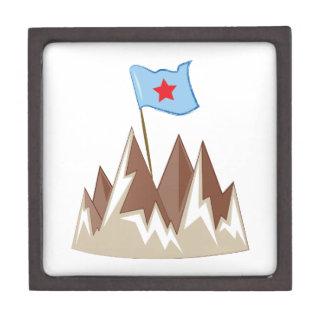 山の旗 ギフトボックス