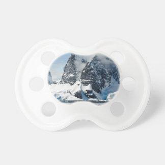 山の氷山 おしゃぶり