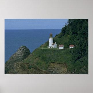 山の灯台 ポスター
