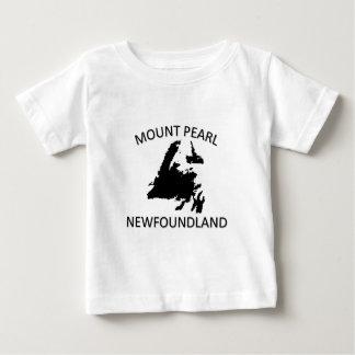 山の真珠 ベビーTシャツ