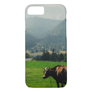 山の自然の景色の写真で脅かして下さい iPhone 8/7ケース