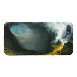 山のiPhone 5の場合の嵐 iPhone 5 Cover