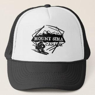 山のSimaカナダのスキー帽子 キャップ