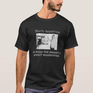 山のTシャツのMarty Tシャツ