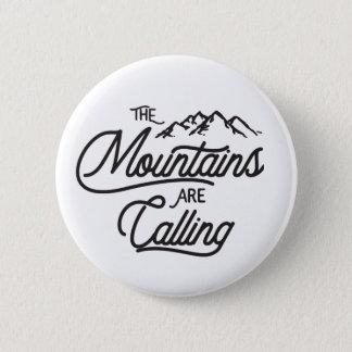 山は呼んでいます 缶バッジ