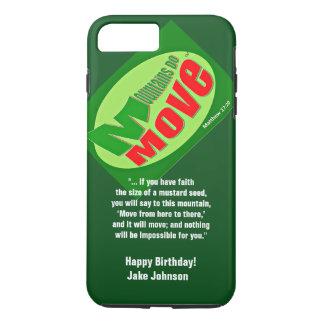 山はiPhone 7Plus、堅い細胞の場合を動かします iPhone 8 Plus/7 Plusケース