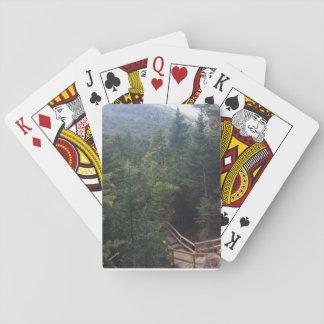 山カード トランプ