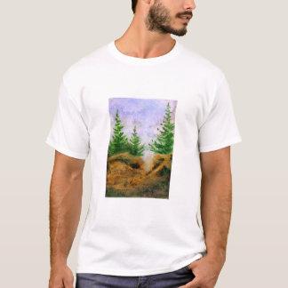 山マツTシャツ Tシャツ