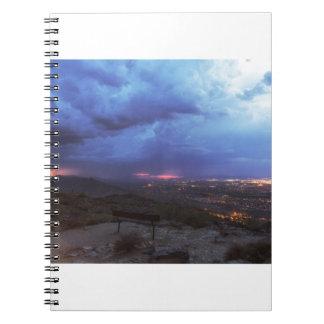 山ライト ノートブック