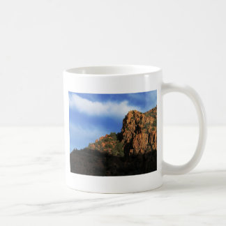 山リッジ コーヒーマグカップ