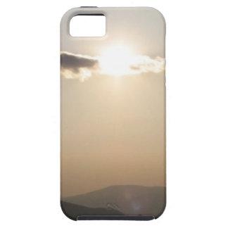 山上の日没 iPhone SE/5/5s ケース