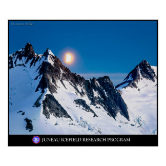 山上のMoonrise ポスター