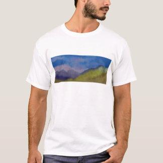 山地の芸術 Tシャツ