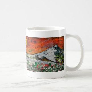 山場面 コーヒーマグカップ