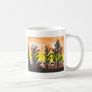 山日の出1 コーヒーマグカップ