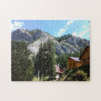 山景色 ジグソーパズル