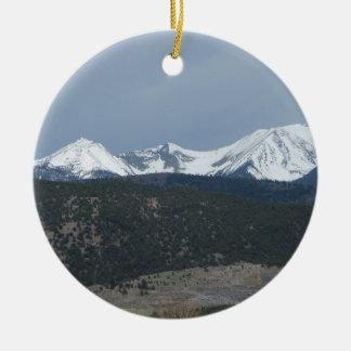 山景色 セラミックオーナメント