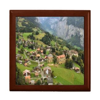 山村、Jungfrauの地域 ギフトボックス