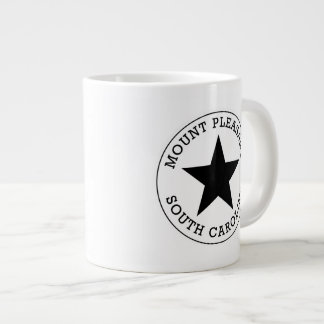 山気持が良いサウスカロライナ ジャンボコーヒーマグカップ