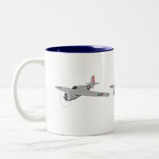 山猫1942年 ツートーンマグカップ
