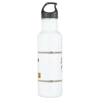 山羊座のレオの友情 ウォーターボトル