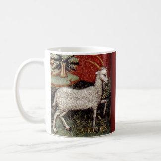 山羊座の歴史的マグ コーヒーマグカップ