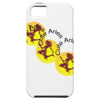 山羊座アイコン1への(占星術の)十二宮図の印の牡羊座 iPhone SE/5/5s ケース