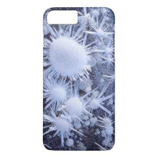 山脈の氷晶 iPhone 8 PLUS/7 PLUSケース