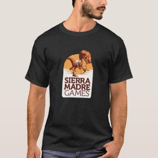 山脈Madreのゲームの2016年のロゴのTシャツ Tシャツ