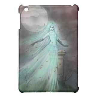 山腹の幽霊の超常的なゴシック様式ファンタジーの芸術 iPad MINI CASE