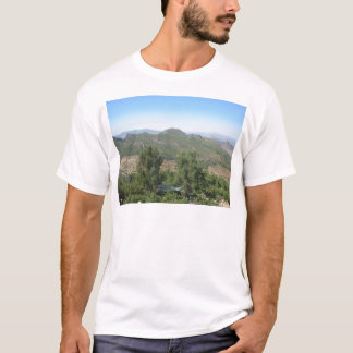 山3に Tシャツ