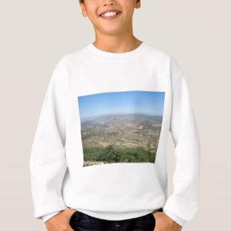 山4に スウェットシャツ