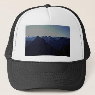 山 キャップ