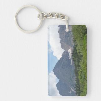 山 キーホルダー