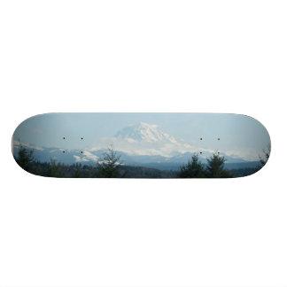 山 スケートボードデッキ
