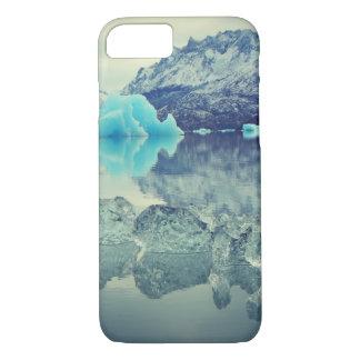 山、氷、氷河iPhoneの場合 iPhone 8/7ケース