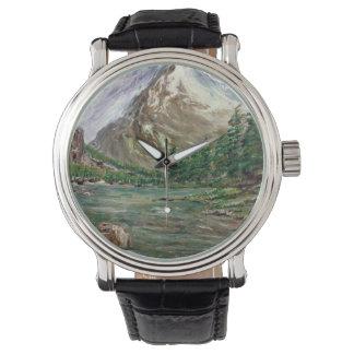 山 腕時計
