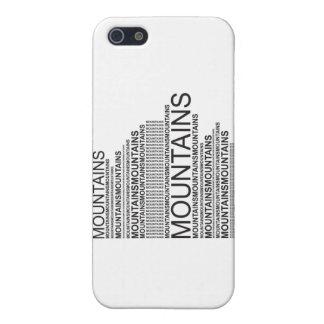 山 iPhone 5 ケース