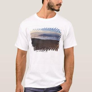 山HaleakalaのHaleakalaの国立公園、マウイ、 Tシャツ