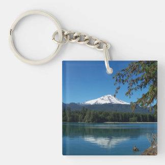 山Keychainを動かすことができる信頼 キーホルダー