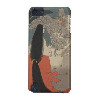 山Mannoの日本のな女性そして魔法使い iPod Touch 5G ケース