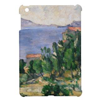 山Marseilleveyreおよび島の眺め iPad Miniケース