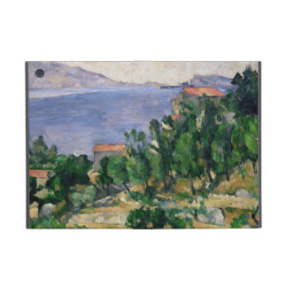 山Marseilleveyreおよび島の眺め iPad Mini ケース