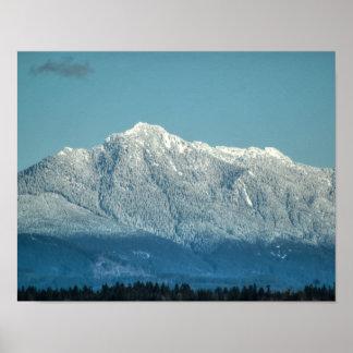 山Pilchuck ポスター