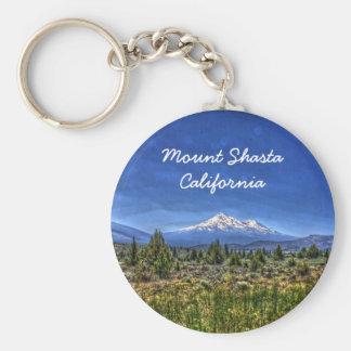 山Shasta キーホルダー