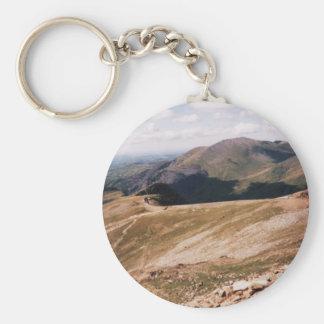 山Snowdon キーホルダー
