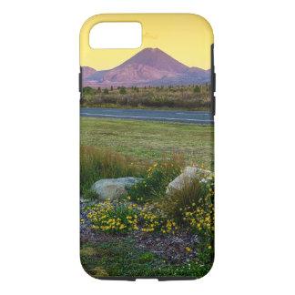 山Tongariro、ニュージーランド iPhone 8/7ケース
