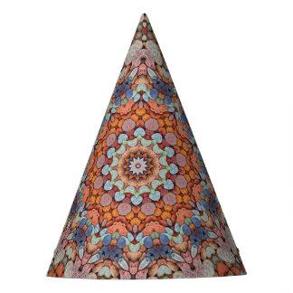 岩が多い道の   カスタマイズ可能なパーティーの帽子 パーティーハット